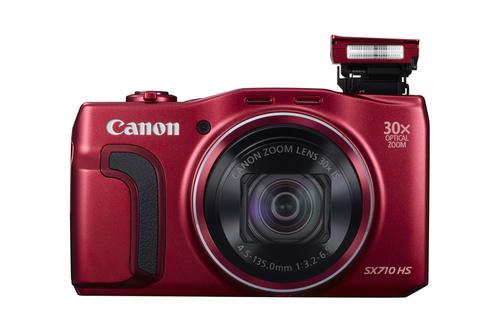 Canon PowerShot SX710 HS (Rot)