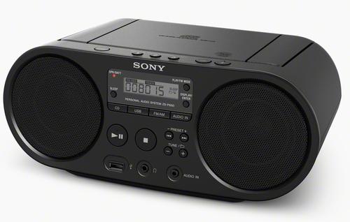 Sony ZS-PS50 (Schwarz)