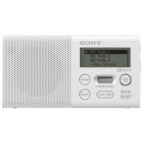 Sony XDR-P1DBP (Weiß)