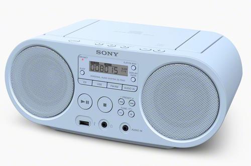 Sony ZS-PS50 (Blau)