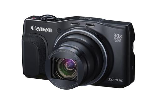 Canon PowerShot SX710 HS (Schwarz)