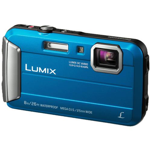 Panasonic Lumix DMC-FT30 (Blau)