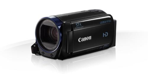 Canon LEGRIA HF R66 (Schwarz)