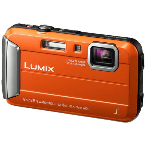 Panasonic Lumix DMC-FT30 (Orange)