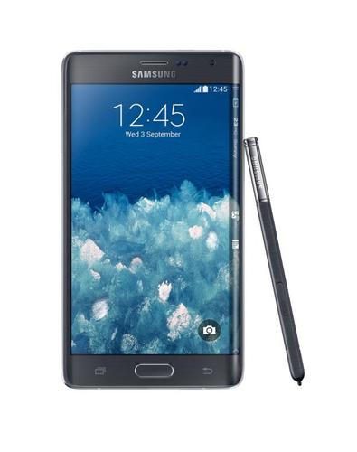 Samsung Galaxy Note Edge SM-N915FY 32GB 4G Schwarz (Schwarz)