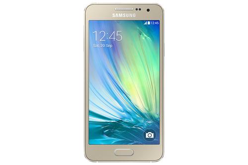 Samsung Galaxy A3 16GB 4G Gold (Gold)