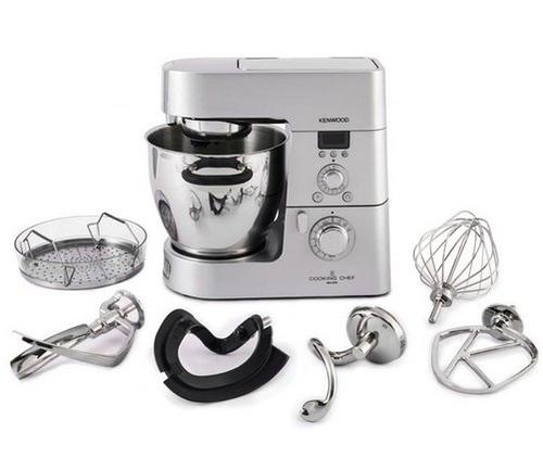 Kenwood KM096 Küchenmaschine (Silber)