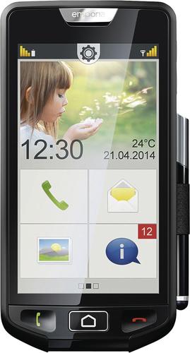 Emporia Smart 4GB Schwarz (Schwarz)