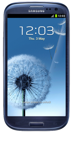 Samsung Galaxy S III Neo GT-I9301 16GB Blau (Blau)