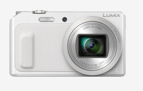 Panasonic Lumix DMC-TZ58 (Weiß)