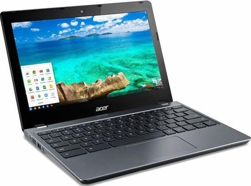 Acer Chromebook C740-C3DY (Grau)