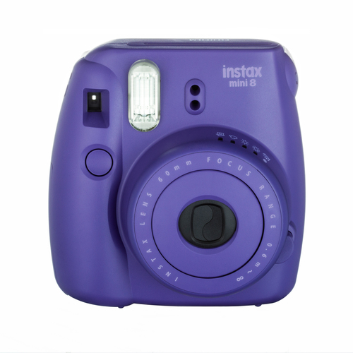 Fujifilm instax mini 8 Kit (Blau)