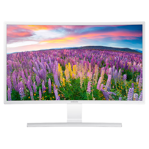 "Samsung S27E591C 27"" Weiß Full HD (Weiß)"