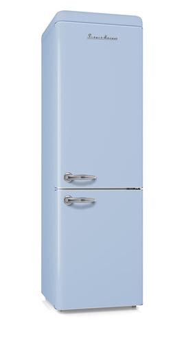 Schaub Lorenz SL300LB CB Freistehend 209l 91l A++ Blau (Blau)