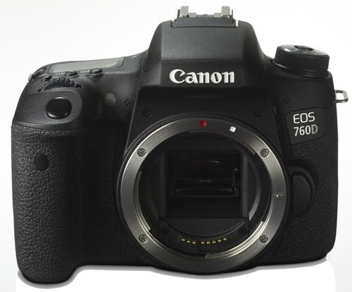 Canon EOS 760D (Schwarz)