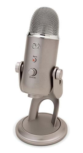 Blue Microphones Yeti (Platin)