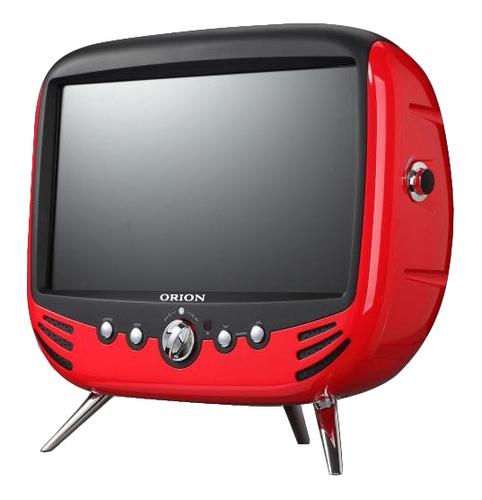 """Orion CLB22RT500D 21.5"""" Full HD Schwarz, Rot LED TV (Schwarz, Rot)"""