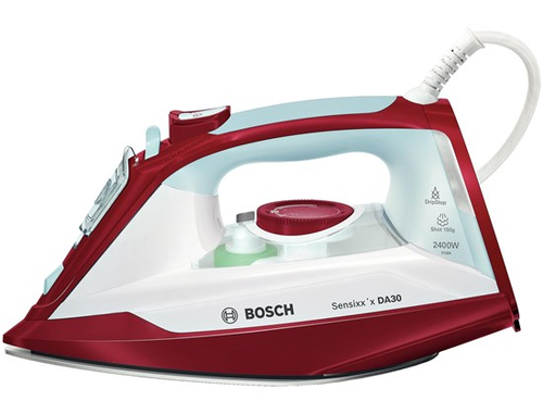 Bosch TDA3024010 Bügeleisen (Rot, Weiß)