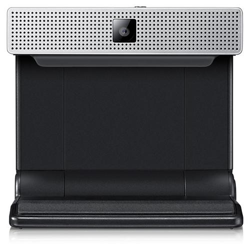 Samsung VG-STC5000 Webcam (Schwarz, Silber)