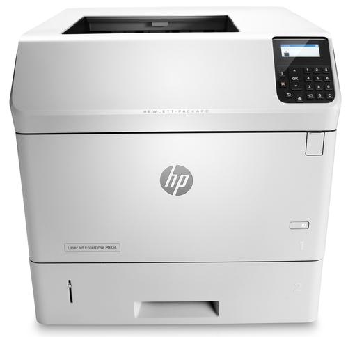 HP LaserJet Enterprise M604dn (Grau)