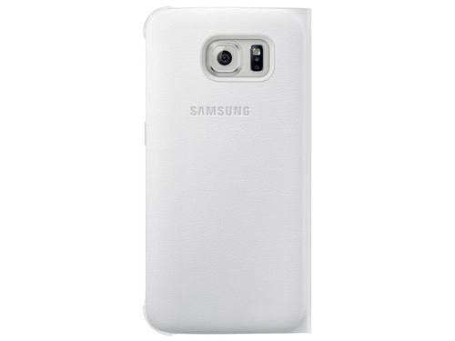 Samsung Flip Wallet Briefttasche Weiß (Weiß)