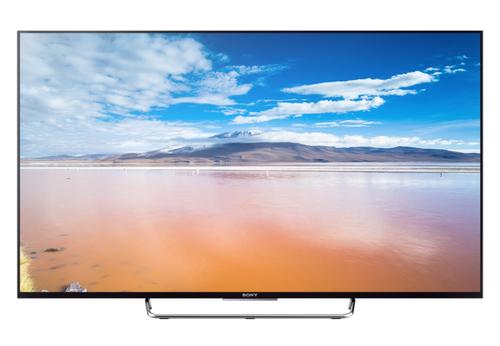 """Sony KDL-43W756C 43"""" Full HD Smart-TV WLAN Silber (Silber)"""