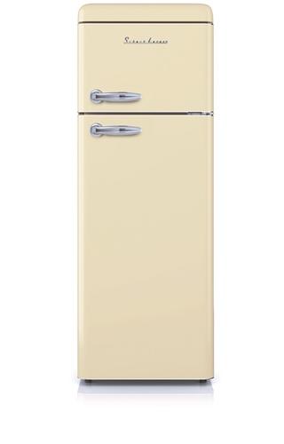 Schaub Lorenz SL210 C Freistehend 166l 40l A++ Cream (Cremefarben)
