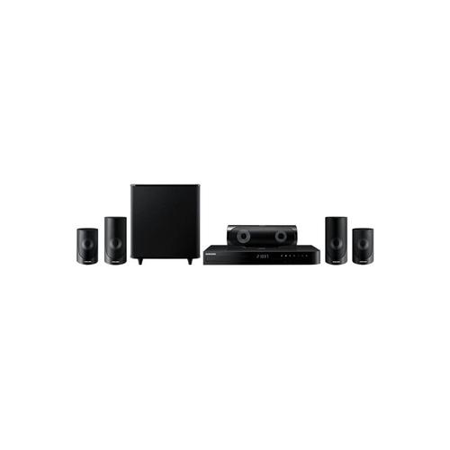 Samsung HT-J5500 Home-Kino System (Schwarz)