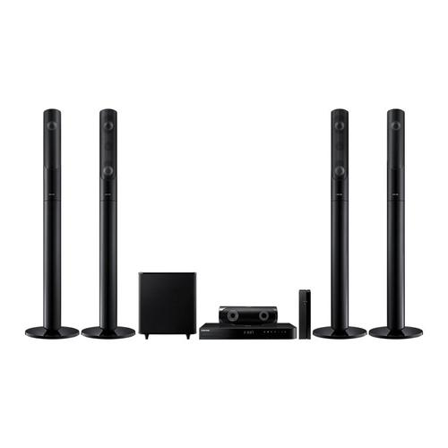 Samsung HT-J5550W Home-Kino System (Schwarz)