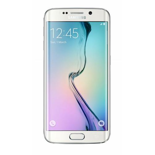 Samsung Galaxy S6 edge SM-G925F 64GB 4G Weiß (Weiß)