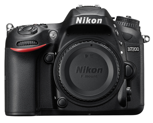 Nikon D7200 (Schwarz)