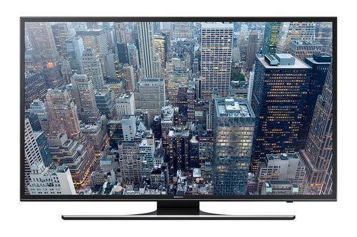 "Samsung UE40JU6450U 40"" 4K Ultra HD Smart-TV WLAN Schwarz (Schwarz)"