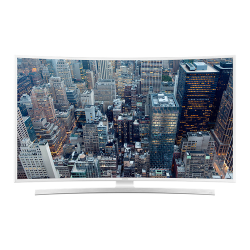 "Samsung UE40JU6580U 40"" 4K Ultra HD Smart-TV WLAN Weiß (Weiß)"