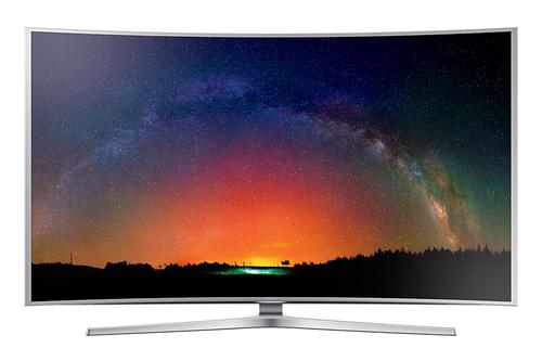 Samsung UE48JS9090Q 48Zoll 4K Ultra HD 3D Smart-TV WLAN Schwarz (Silber)