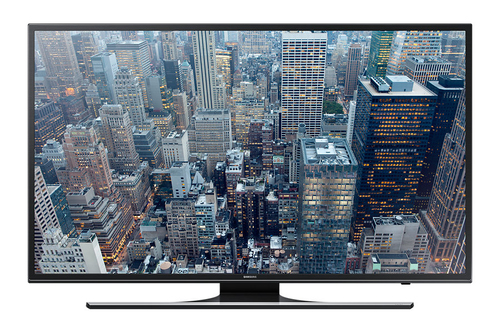 "Samsung UE48JU6450U 48"" 4K Ultra HD Smart-TV WLAN Black (Schwarz)"