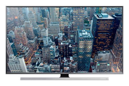 "Samsung UE48JU7090T 48"" 4K Ultra HD 3D Kompatibilität Smart-TV WLAN Schwarz (Schwarz)"