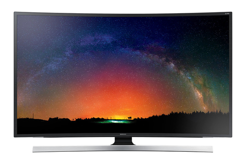 """Samsung UE65JS8590T 65"""" 4K Ultra HD 3D Kompatibilität Smart-TV WLAN Titan (Titan)"""