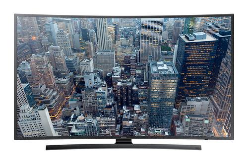 "Samsung UE65JU6550U 65"" 4K Ultra HD Smart-TV WLAN Schwarz (Schwarz)"