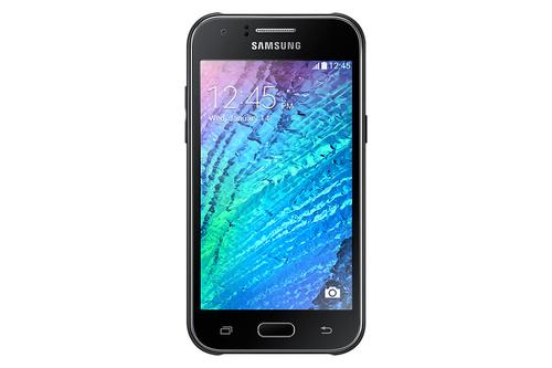 Samsung Galaxy J1 SM-J100H 4GB Schwarz (Schwarz)