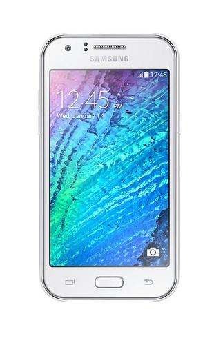 Samsung Galaxy J1 SM-J100H 4GB White (Weiß)