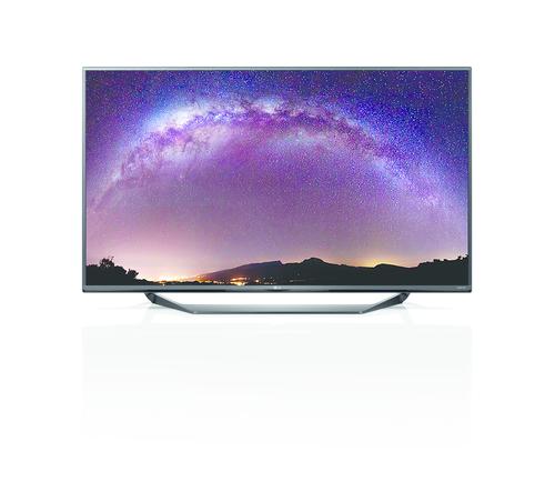 """LG 49UF675V 49"""" 4K Ultra HD Schwarz LED TV (Schwarz)"""