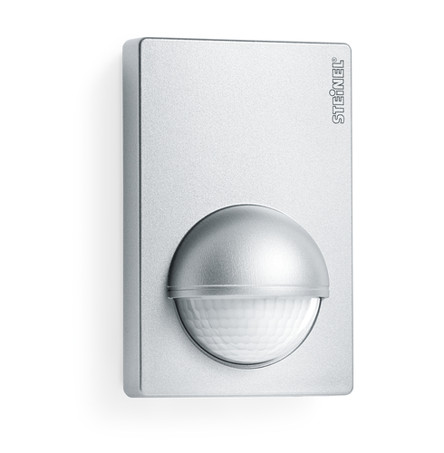 STEINEL IS 180-2 Infrarotsensor Verkabelt Wand Silber (Silber)