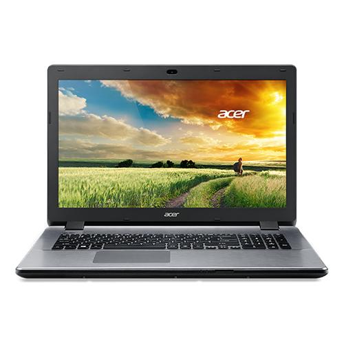 Acer Aspire E5-771G-55FD (Schwarz, Grau, Titanic)