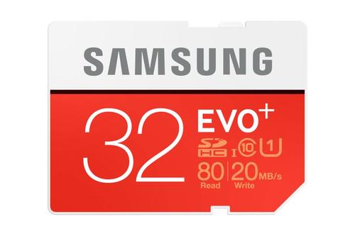 Samsung MB-SC32D (Rot, Weiß)