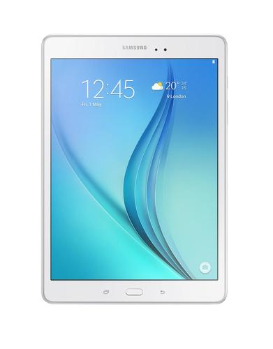 Samsung Galaxy Tab A SM-T555N 16GB 3G 4G Weiß (Weiß)