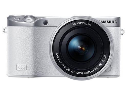 Samsung NX NX500 + OIS 16-50mm (Weiß)