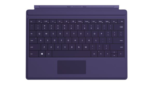 Microsoft Surface 3 Type Cover (Violett)