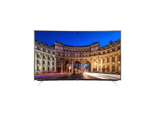 "Panasonic TX-55CRW734 55"" 4K Ultra HD Smart-TV WLAN Schwarz, Silber LED TV (Schwarz, Silber)"
