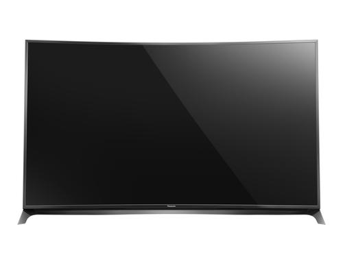 "Panasonic TX-55CRW854 55"" 4K Ultra HD 3D Kompatibilität Smart-TV WLAN Schwarz LED TV (Schwarz)"