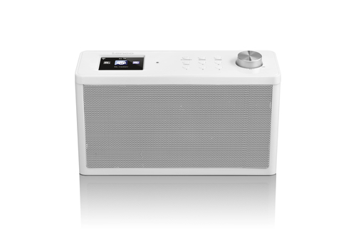 Lenco KCR-2014 (Weiß)